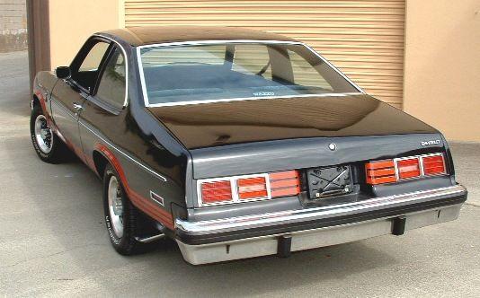 Select Chevrolet Novas