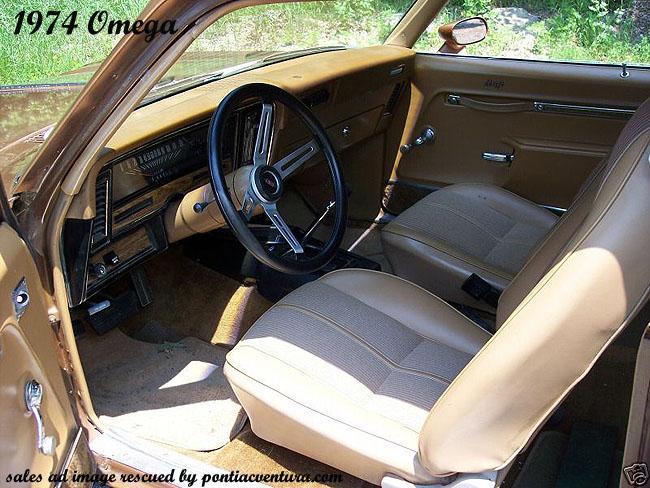 1973 1974 Oldsmobile Omega