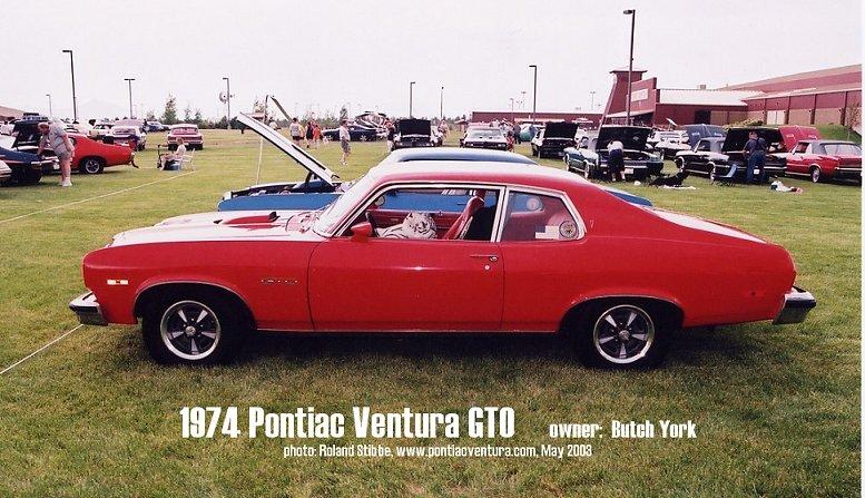 Craigslist Ventura Cars By Owner >> 1974 Pontiac Ventura GTO